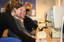 New 'Computer Bank' for Headway's centre in Exeter