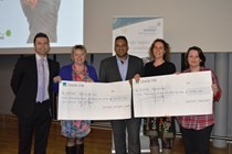 Exeter Business Games raises £5,400 for Exeter Foundation