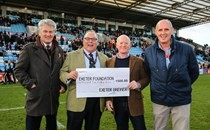 Foundation XV Member Exeter Brewery donate £1500