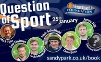 Exeter Chiefs very own Question of Sport returns