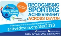 Nominations Open for the Devon Sports Awards 2018
