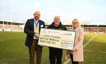 Barratt Homes raise £28,500 for the Foundation