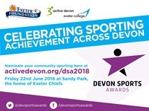 The finalists for the 21st Devon Sports Awards are announced!