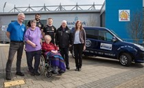 Foundation funds new community vehicle for the SW MS Centre