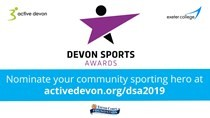 Nominate your local sporting hero at our community sports awards