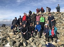 Foundation XV members to embark on 3 Peaks Challenge