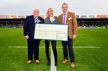 Foundation XV Member Barratt Homes raise an unbelievable £30k for the Foundation