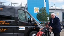 Exeter Chiefs Foundation provides funding for new Freedomwheels vehicle