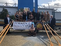 Torridge Gig Club Complete The Great River Race on the Thames